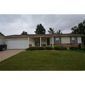 Home for rent in St Peters, MO