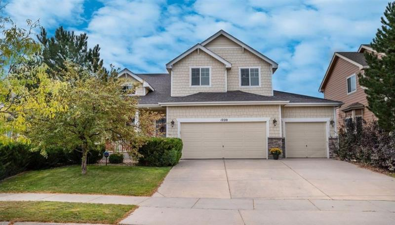 Photo of 1220 Sunset Way, Erie, CO, 80516