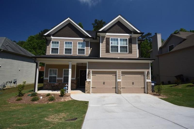 Photo of 922 Ashton Park Drive Southwest, Mableton, GA, 30126