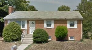 Home for rent in Camp Springs, MD