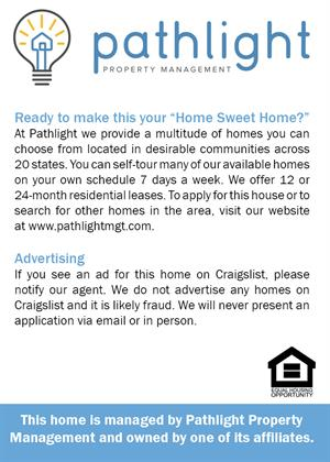 Home for rent in Durham, NC