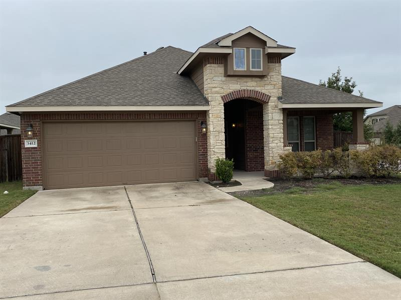 Photo of 3412 Mendips Ln, Pflugerville, TX, 78660