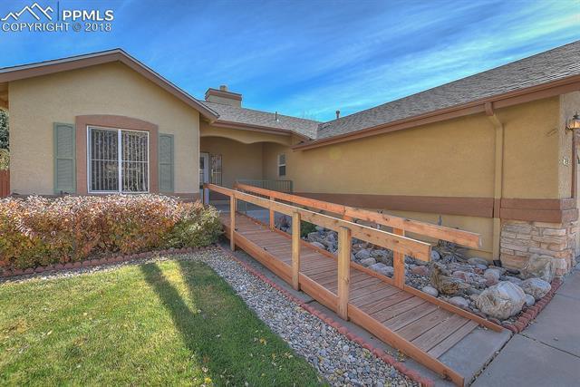 Photo of 633 Golden Eagle Drive, Colorado Springs, CO, 80916