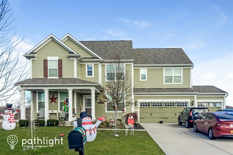 Photo of 14379 Pendragon Way, Fishers, IN, 46037