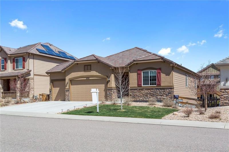 Photo of 10783 Worthington Circle, Parker, CO, 80134