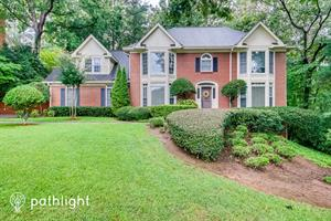 Home for rent in Roswell, GA