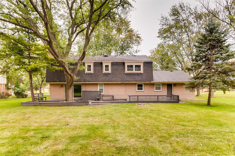 Photo of 1516 Scott Crescent, Flossmoor, IL, 60422