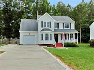 Home for rent in Chesterfield, VA