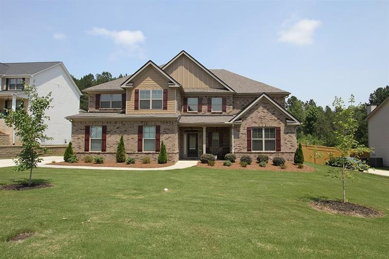 Photo of 389 Oatgrass Drive, Grayson, GA, 30017