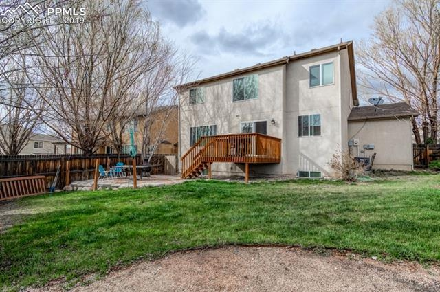 Photo of 6845 Amber Ridge Dr, Colorado Springs, CO, 80922