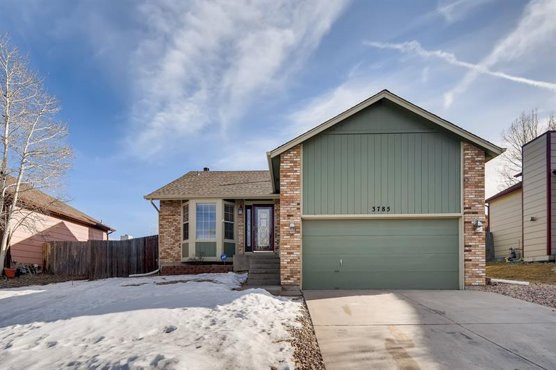 Photo of 3785 Moose Run Dr, Colorado Springs, CO, 80918