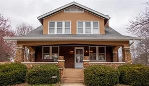 Home for rent in Webster Groves, MO