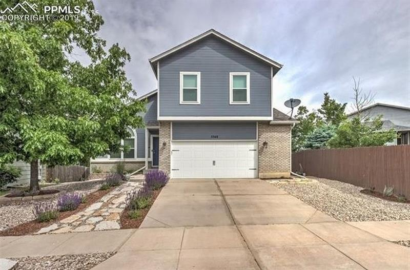 Photo of 5548 Many Springs Drive, Colorado Springs, CO, 80923