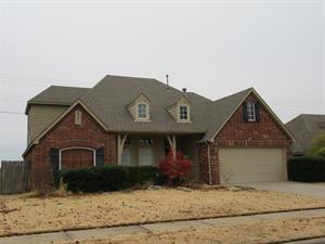 Home for rent in Owasso, OK