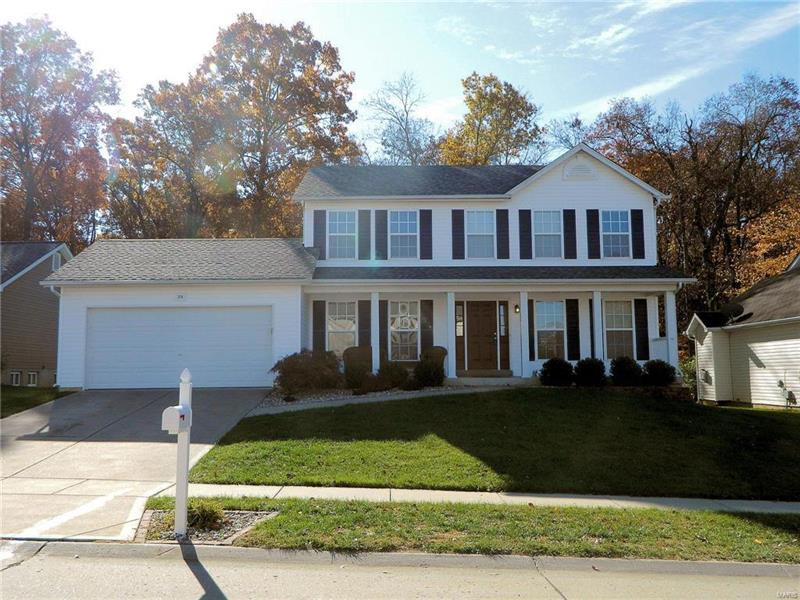 Photo of 258 Ashford Oaks Dr, Wentzville, MO, 63385