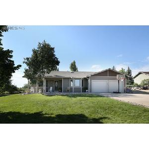 Home for rent in Berthoud, CO