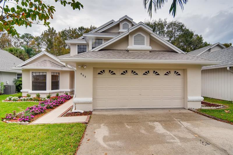 Photo of 593 Remington Oak Drive, Lake Mary, FL, 32746