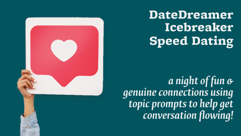 Dating icebreaker question