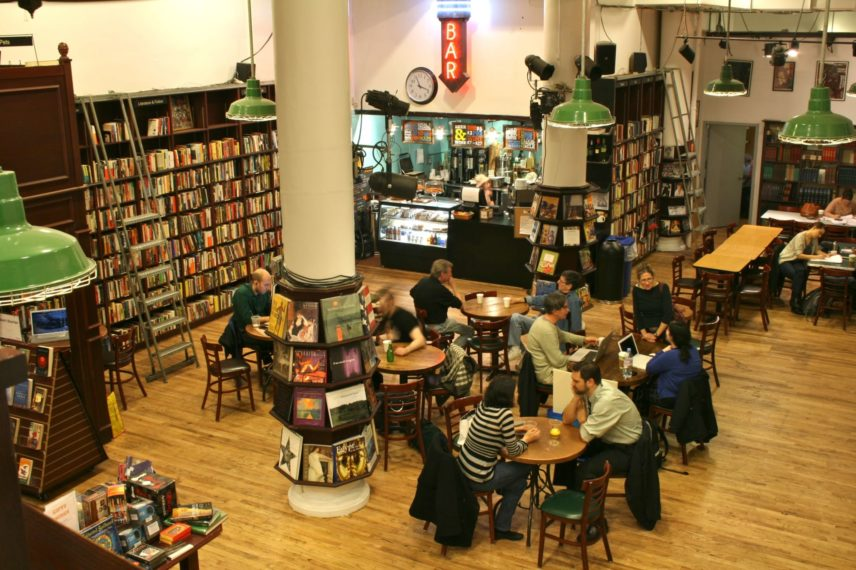 Housing works bookstore events