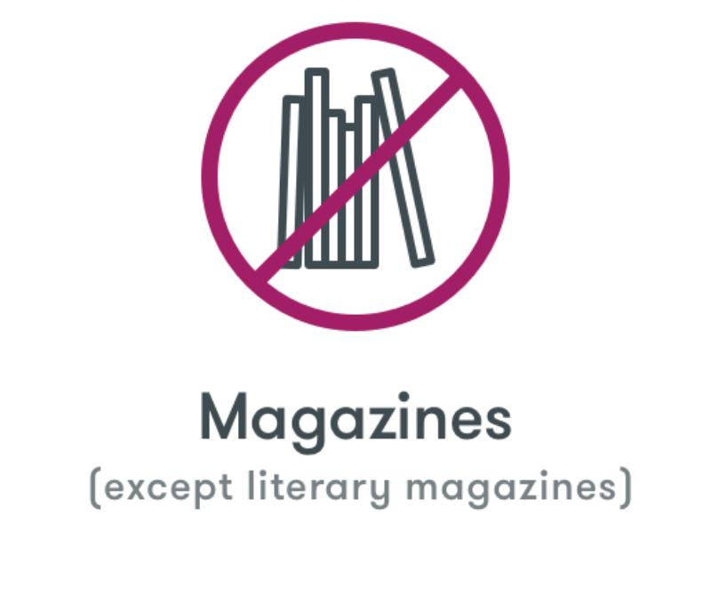 No Magazines