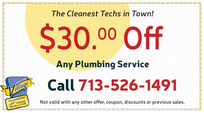 Save on any plumbing service