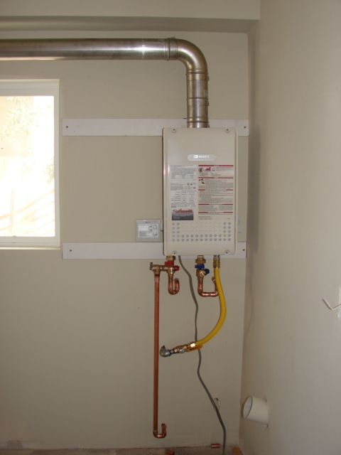 cost of energy-efficient tankless water heaters in houston - village