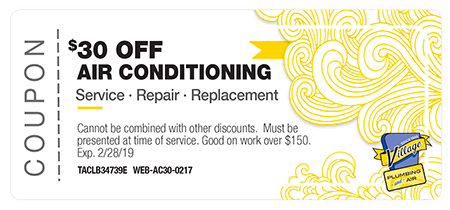 AC Repair Coupon for Houston
