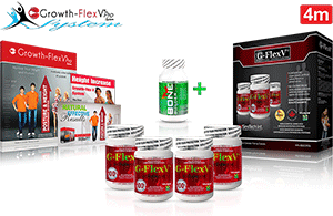 4-Month Growth-FlexV Pro System Package.