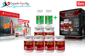 6-month growth-flexv pro system package.