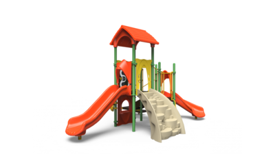 Play Fundamentals Rocky Hideout Product: FUN-1482
