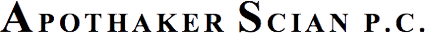 Apothaker Scian P.C. logo