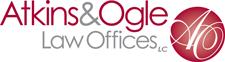 Atkins & Ogle Law logo