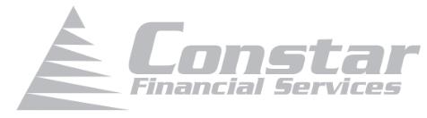 Constar Financial Services logo