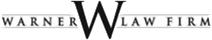 Warner Law Firm logo