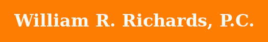 William R. Richards PC logo