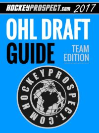 2017 OHL Draft Guide Team Edition