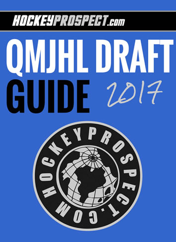2017 QMJHL Draft Guide