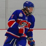 Jakob Chychrun from the Toronto Jr. Canadiens