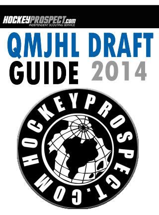 2014 QMJHL Draft Guide