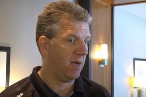 Calgary Flames Director of Scouting, Tod Button
