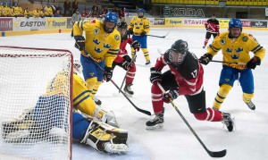 Can vs Swe Ivan Hlinka