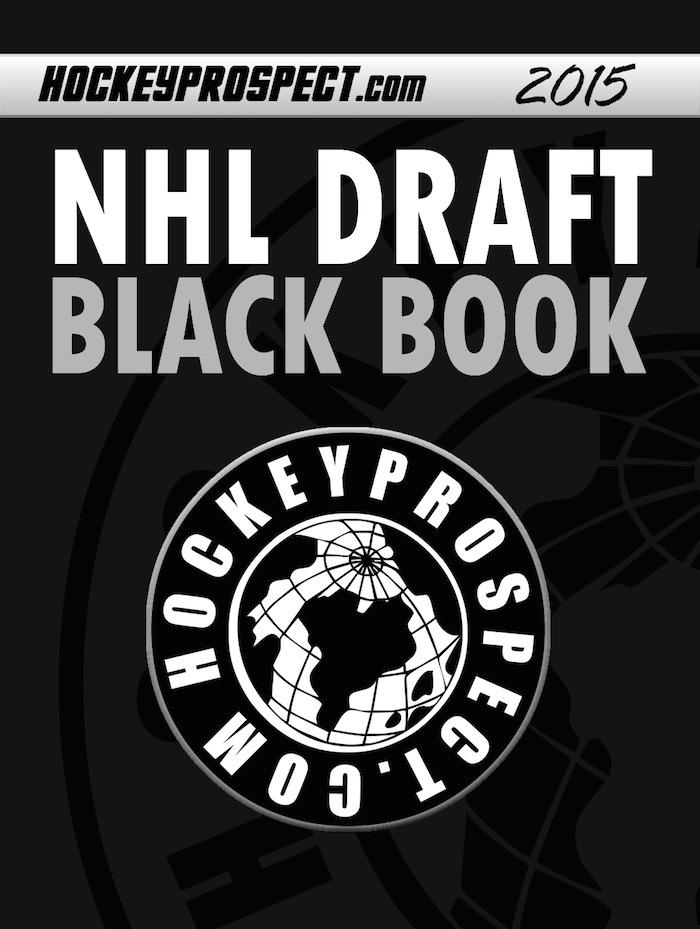 NHL Draft Black Book