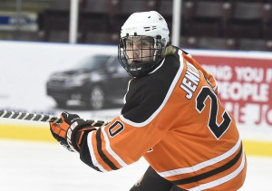 Blade Jenkins of Detroit Compuware. Photo by Aaron Bell/OHL Images