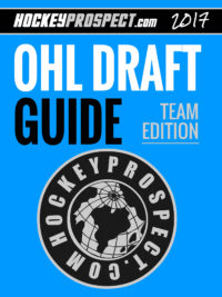 2017 OHL Draft Team Edition