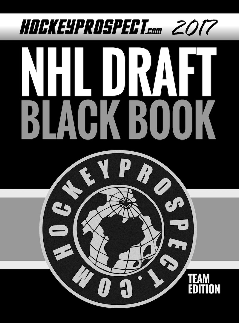 8cbebaeba69 2017 NHL Draft Black Book - Now Available!! (updated with print ...