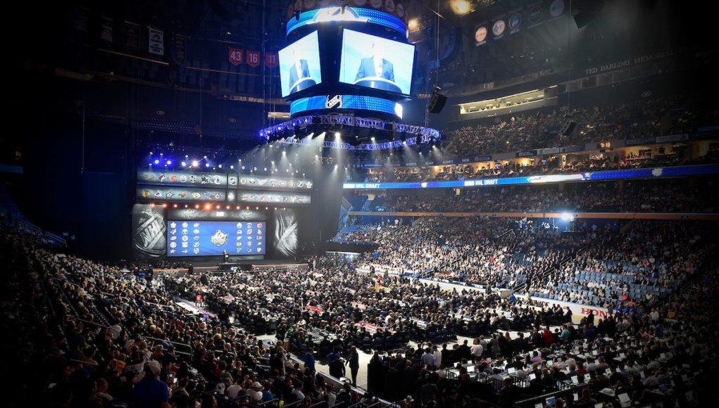 2017 nhl draft order of selection hockeyprospect