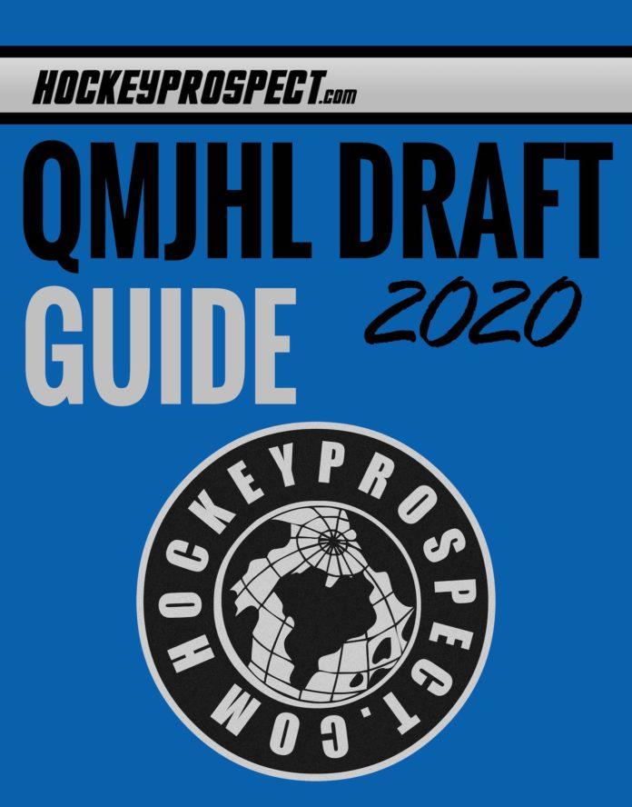 2020 QMJHL Draft Guide
