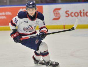 Cole Perfetti - 2020 NHL Draft Prospect