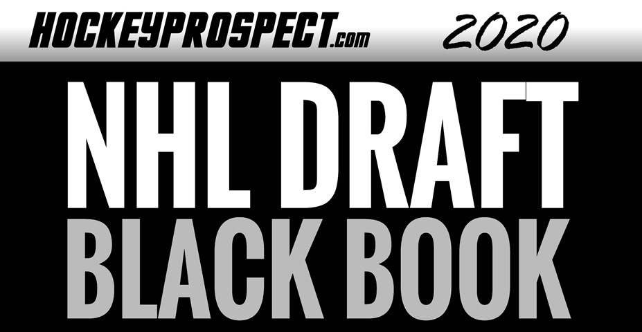 2020 NHL Draft Black Book