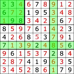 Validating Sudoku   Week - 7 Code Hackathon Question